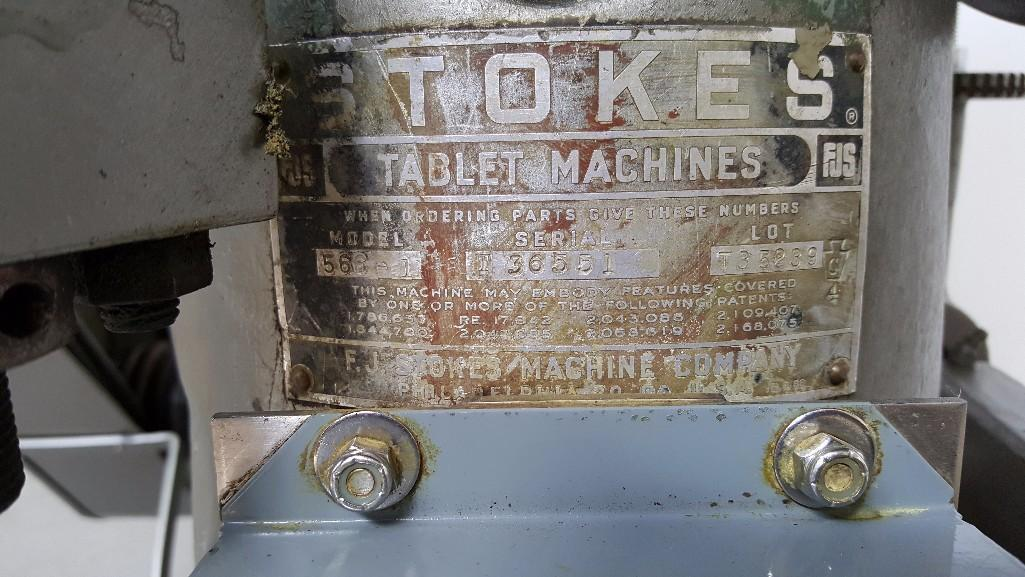 Lot 2064 - Stokes 3 Layer Press