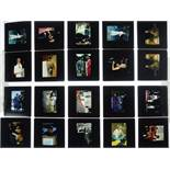 A collection of 80 slides of photographs of Princess Diana, 2 x 3.4cm each