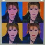 Douglas Kirkland (American, b.1934) 'Four Jackies', Pop Art in the Manner of Andy Warhol depicting