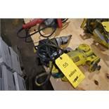 LOT: (2) ELECTRIC SHEET METAL SHEARS (BUILDING #1)