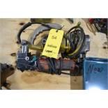LOT: (2) ELECTRIC SHEET METAL NIBBLERS (BUILDING #1)
