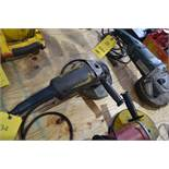 BOSCH 9 IN. RIGHT ANGLE GRINDER (BUILDING #1)