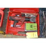 HILTI DX462 POWDER ACTUATED MARKING SYSTEM (BUILDING #1)