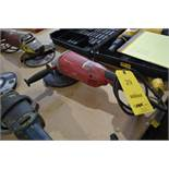 MILWAUKEE 9 IN. RIGHT ANGLE GRINDER (BUILDING #1)