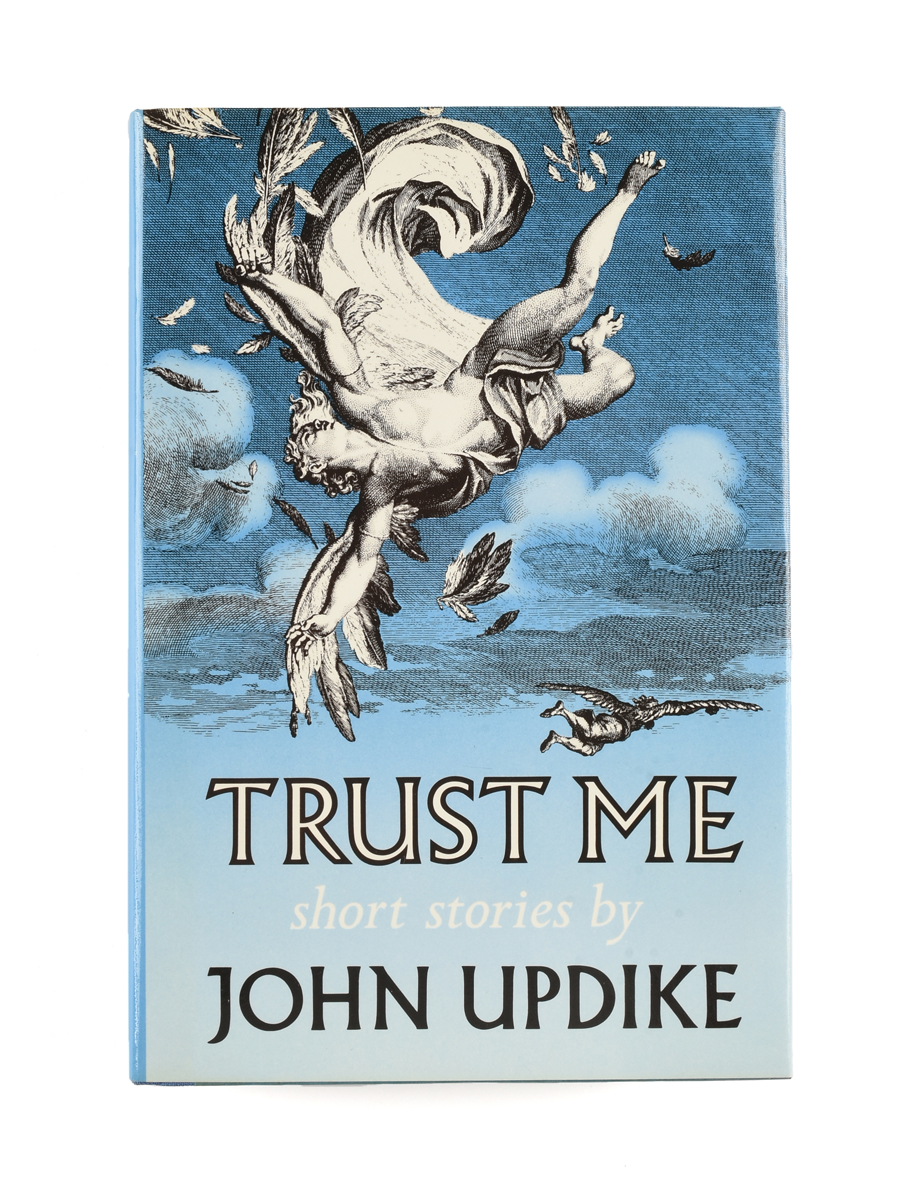 trust me by john updike Trust me rare book for sale this first edition, signed by john updike is available at bauman rare books.