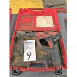 Hilti Model DX462 Powder Actuated Hand Tools