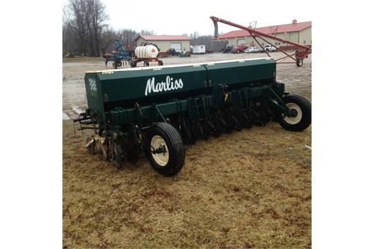 Marliss 14 Hole 3pt Hitch Grain Drill