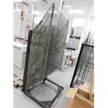 35 in. x 26 in. 50-Shelf Drying Rack
