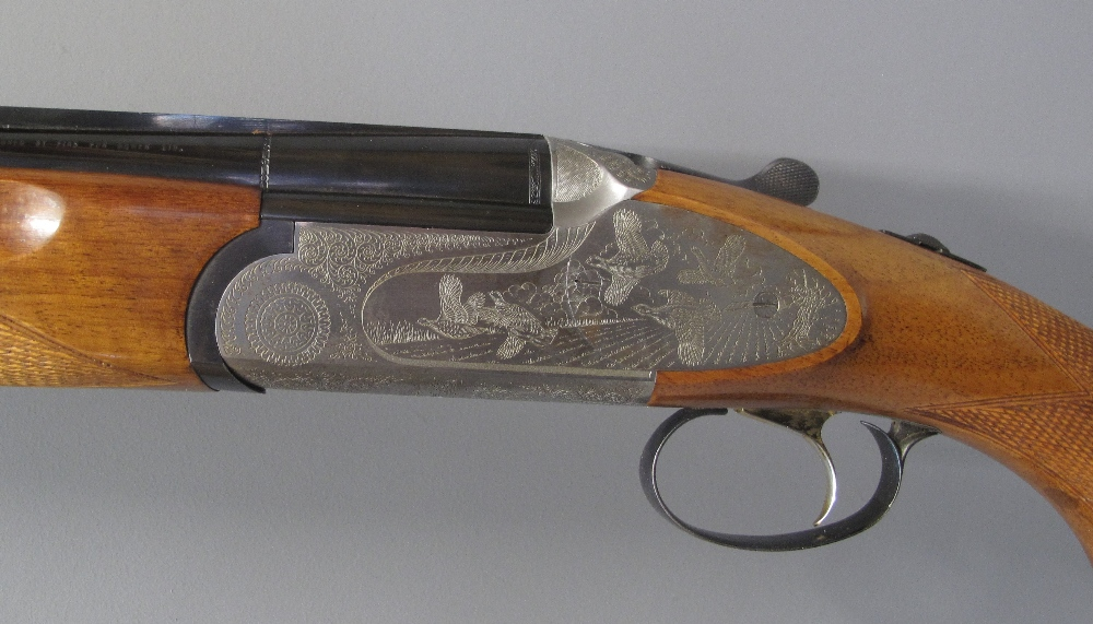 Lot 403 - A FIAS 12 BORE DOUBLE BARRELLED OVER AND