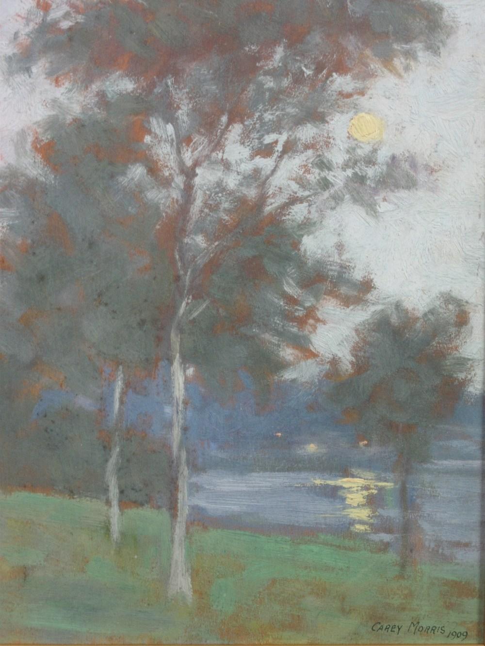 Lot 258 - CAREY MORRIS (WELSH born Llandeilo 1882,