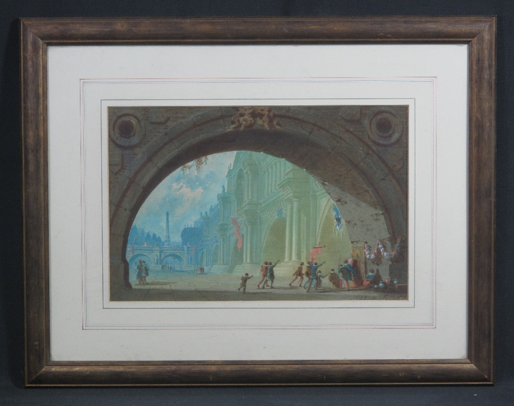 Lot 217 - ALPHONSE MOREL (FRENCH 19TH CENTURY), It