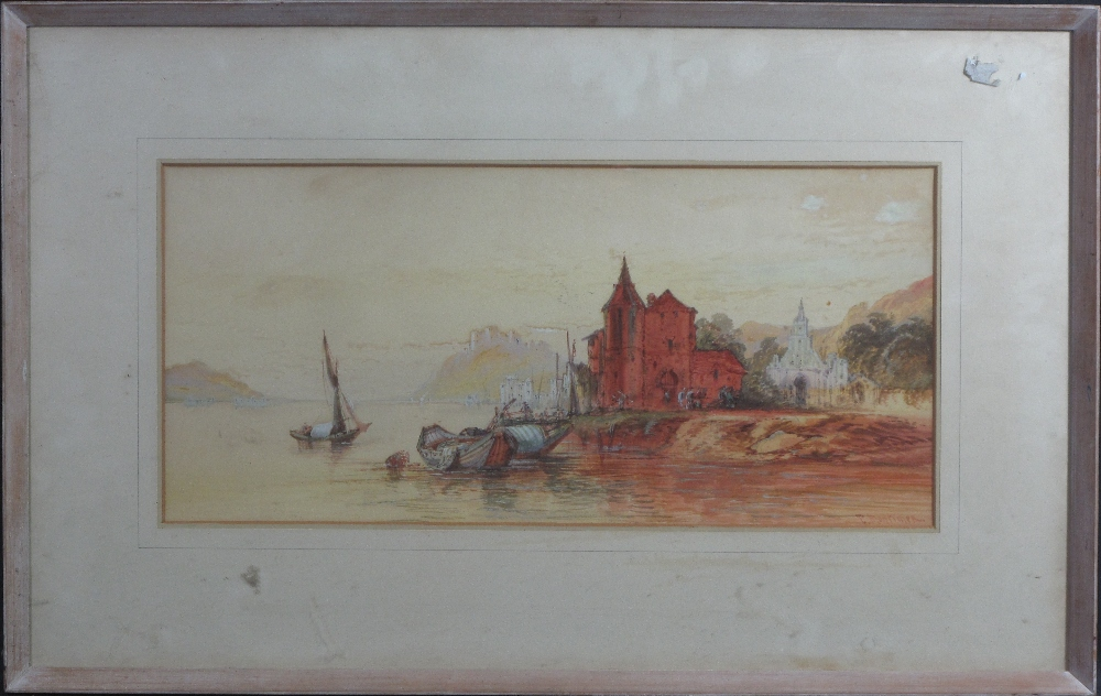 Lot 215 - THOMAS MORTIMER (BRITISH EARLY 20TH CENT