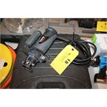 DREMEL ADVANTAGE HIGH-SPEED ROTARY SAW AND DREMEL 7700 ROTARY TOOL WITH CASE, NO CHARGER FOR