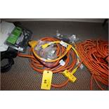 HEAVY DUTY ELECTRICAL EXTENSION CORDS AND ADAPTER CORDS