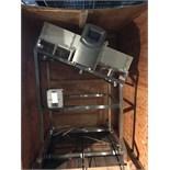2013 New / Never Installed Safeline Metal Detector, Model SL2000, S/N7052901, Mounted on S/S