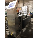 Mettler Toledo High Speed Check Weigher, Model Beltweigh XE, Previously Running 50 PPM (Located in