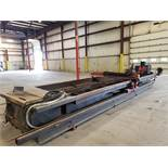 "2007 Koike Aronson 6' x 20' ""Fab Master"" CNC Plasma Cutting Table, Model FM620, Hypertherm EDGE"