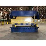 "375 Ton x 14'-6"" Chicago Dreis & Krump Press Brake, Model 612-D, Cieco PCI-100, S/N P8612"
