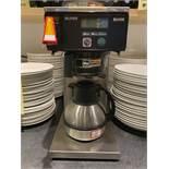 Belle machine à café commerciale BUNN AXIOM DV TC a/ 2 thermos
