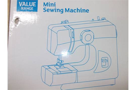 Argos Mini Sewing Machine Amazing Argos Mini Sewing Machine Instructions