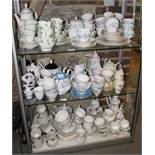 A collection of part combination services, including Mayfair, Royal Albert, Richmond, Royal