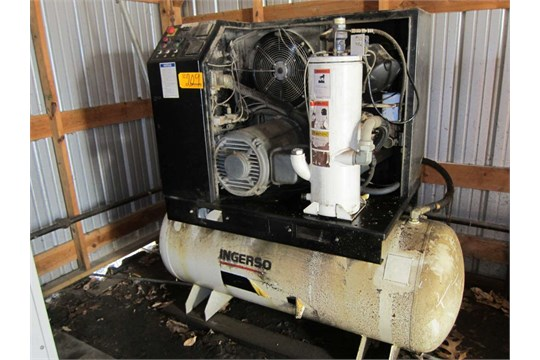 Ingersoll rand 30 hp air compressor manual array ingersoll rand ssr ep30 30 hp tank mounted rotary screw air compressor rh bidspotter fandeluxe Gallery