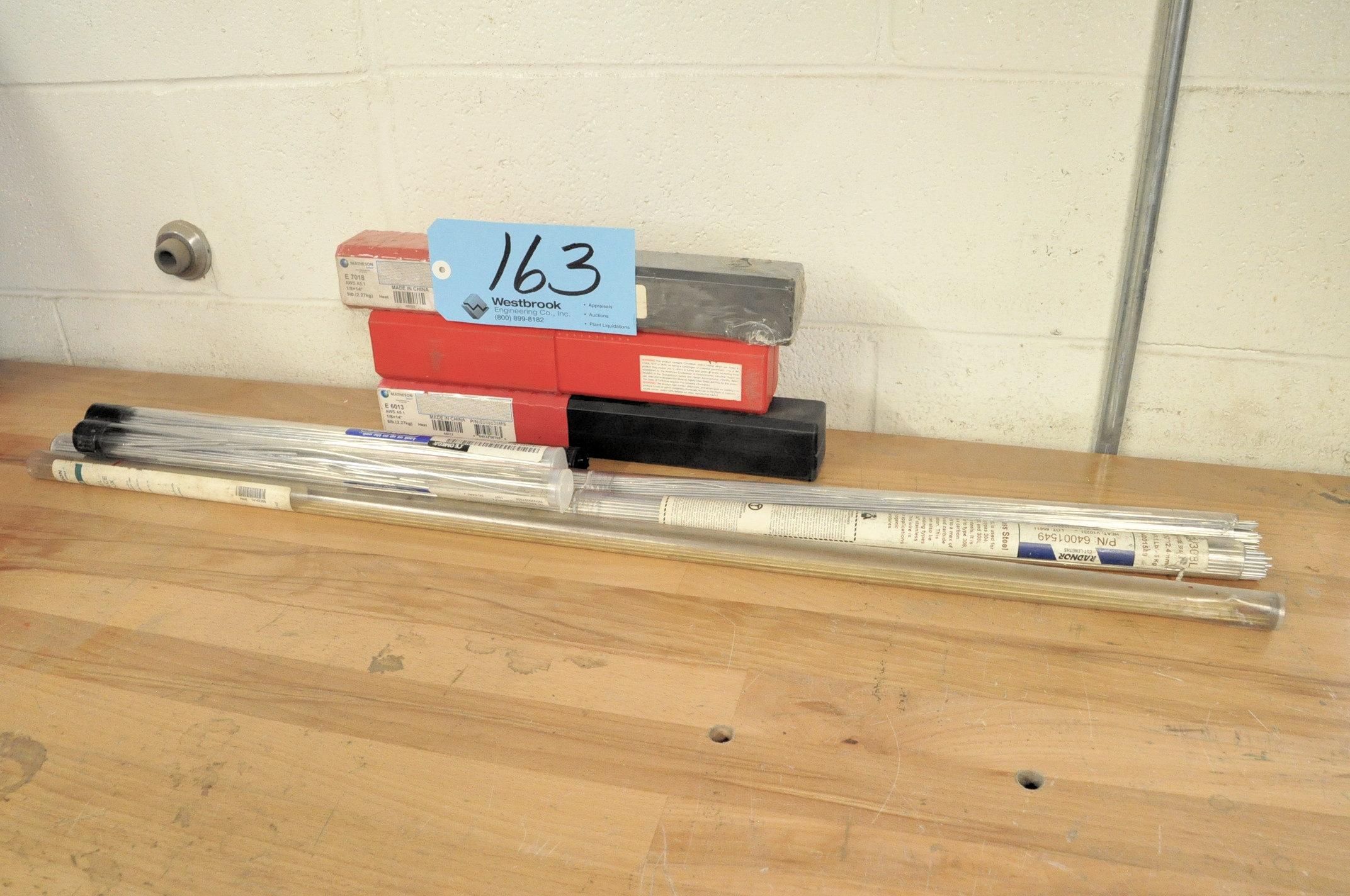 Lot-Various Welding Rods