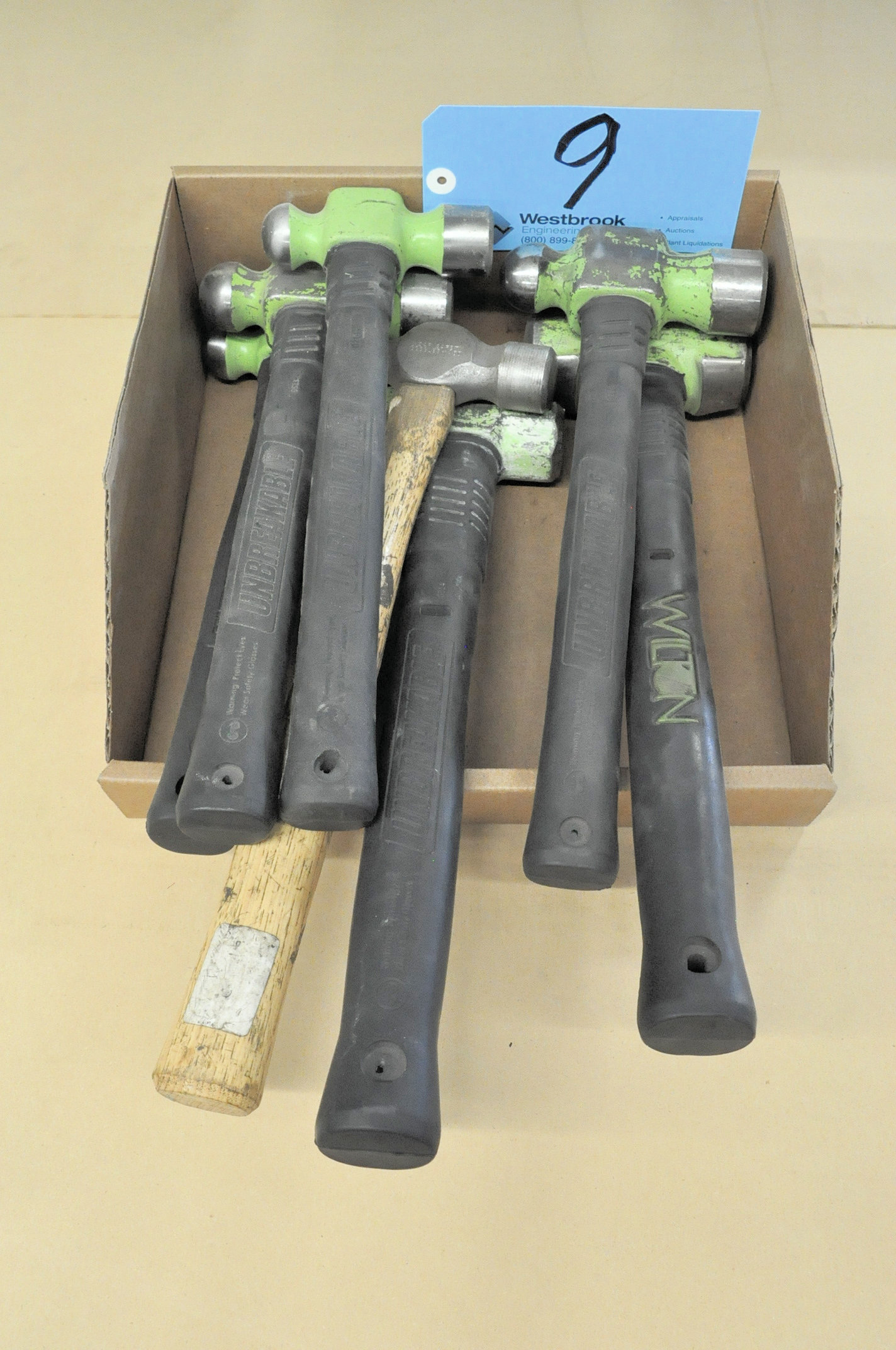 Lot-Ball Peen Hammers in (1) Box