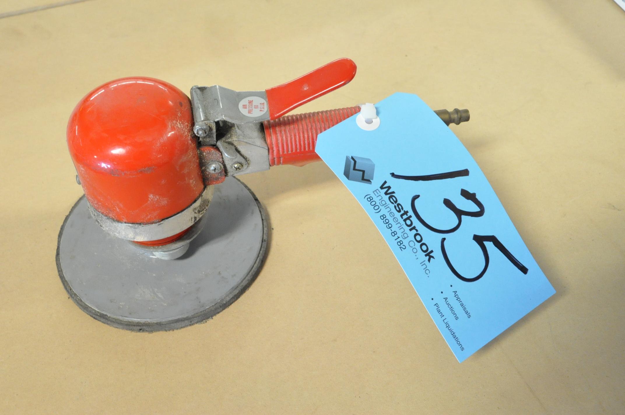 """MP 6"""" Diameter Pneumatic Pad Sander"""