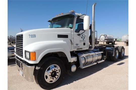 2015 Mack CHU 613 T/A Truck Tractor, VIN 1M1AN07Y0FM019120