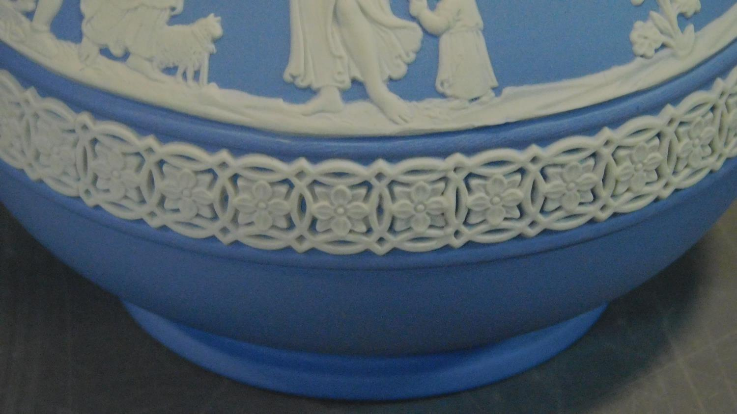 A miscellaneous collection of ceramics to include Jasperware and Carltonware. H.26 (tallest) - Image 12 of 12