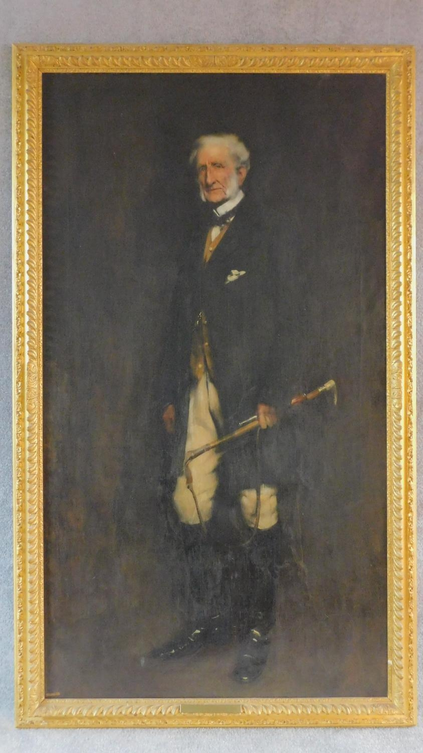 """SIR JAMES JEBUSA SHANNON R.A., R.B.A., R.H.A. 1862-1923 Henry Vigne, """"Master of the Epping Forest - Image 10 of 17"""