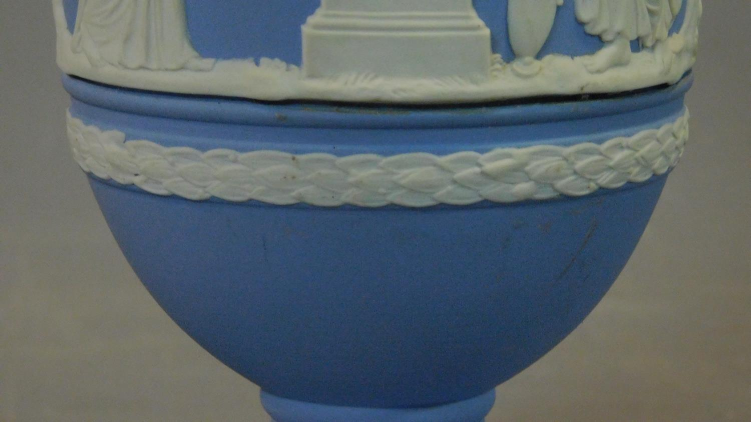 A miscellaneous collection of ceramics to include Jasperware and Carltonware. H.26 (tallest) - Image 9 of 12