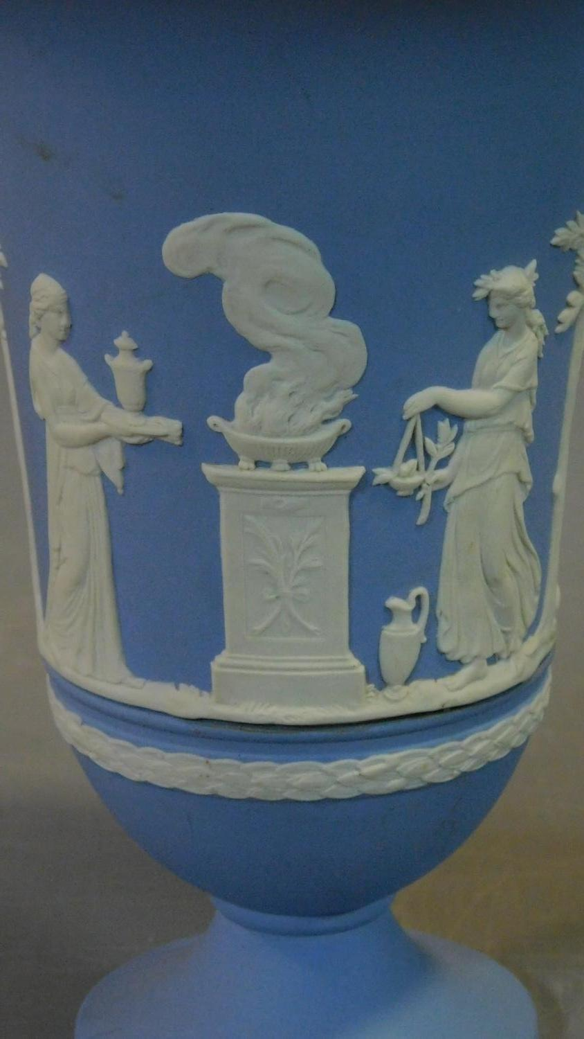 A miscellaneous collection of ceramics to include Jasperware and Carltonware. H.26 (tallest) - Image 8 of 12