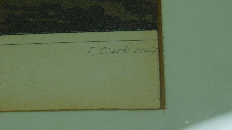 A set of six 19th century oak framed and glazed sporting prints after Henry Alken. 44x36cm - Image 9 of 9