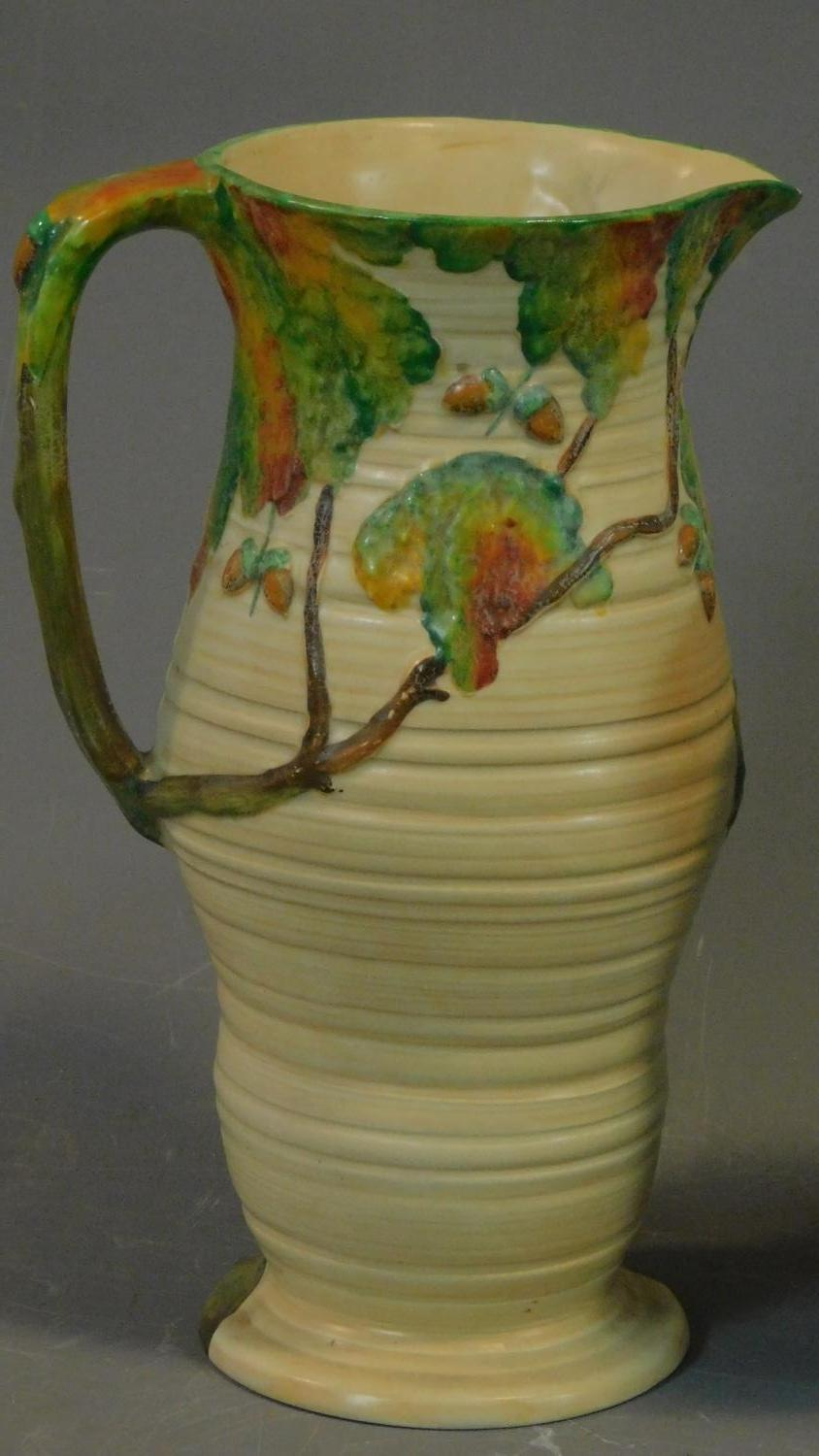 A miscellaneous collection of ceramics to include Jasperware and Carltonware. H.26 (tallest) - Image 6 of 12