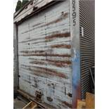 LOT - 24' STORAGE CONTAINER W/ CONTENTS (OUTSIDE)
