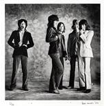 A Limited Edition Photograph Of The Rolling Stones By Peter Webb (British, born 1942) 'The Big Ya...