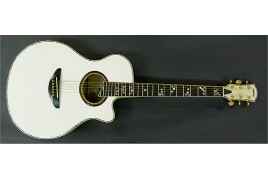 Yamaha Apx 97ltd Electro Acoustic Guitar Made In Taiwan Ser No