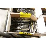 LARGE QTY OF ASSORTED DRILL BITS