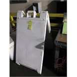 LOT OF STAND UP EASELS (2)