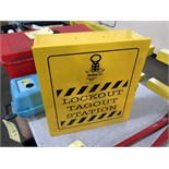 LOCKOUT TAGOUT STATION