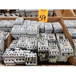 Lot of assorted Allen Bradley contactors.