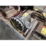 Ridgid 300 pipe threader unit.
