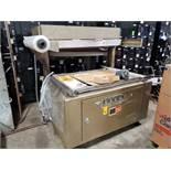 AmPak model A-4800 blister pack sealing machine. 3 phase, 220v.