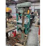 Continental UltiCut drill press.