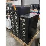 Shaw - Walker file cabinets.