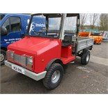 Lot 112 - ERREPPI 2WD DIESEL ENGINED UTILITY VEHICLE