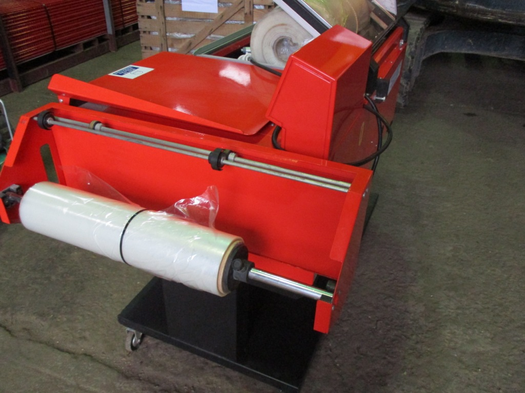 Lot 110 - ADPACK SMIPACK S560NAE SHRINK WRAP UNIT