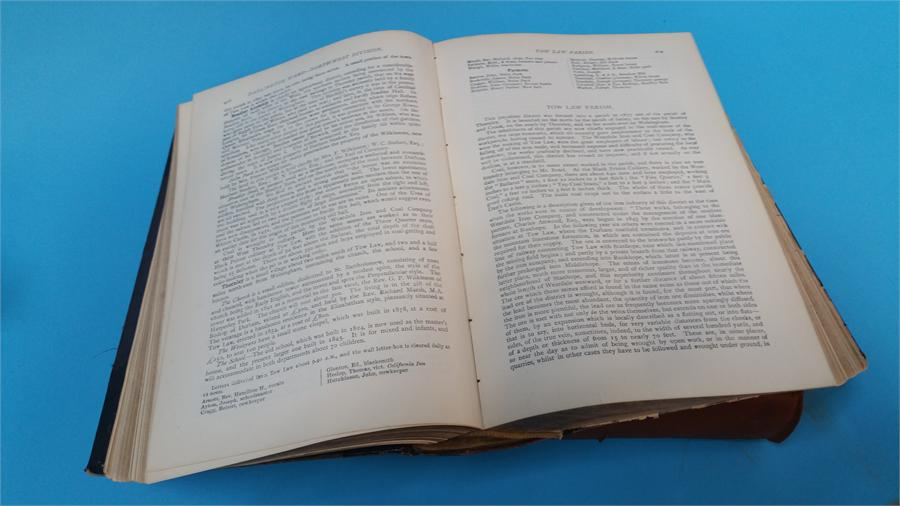Lot 52 - The History, Topography and Directory of the Count